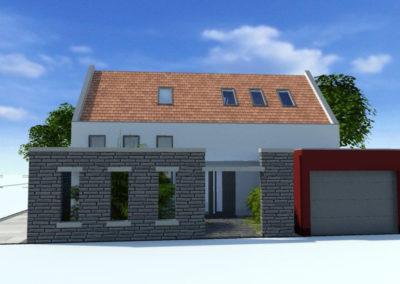 Neubau Haus K 1