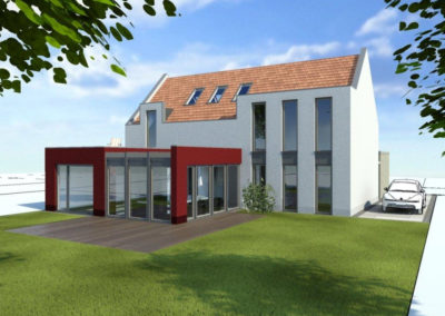 Neubau Haus K 2