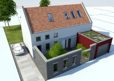Neubau Haus K 4