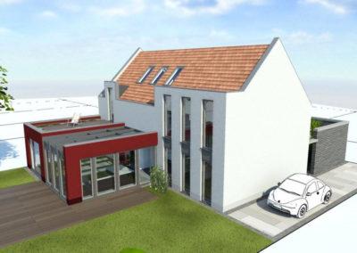 Neubau Haus K 5
