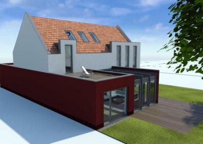 Neubau Haus K 7